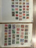 India stamps QV onward collection 1100+ stamps off paper unchecked for cv #1