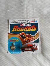 Corgi cohetes 926-Jaguar control auto-Como Nuevo