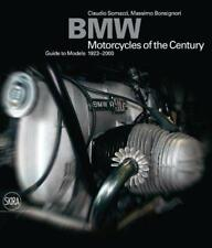 BMW: Motorcycles of the Century: Guide to models 1923-2000 by Massimo Bonsignori