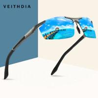 VEITHDIA Aluminum HD Polarized Photochromic Sunglasses Men Sport Outdoor Eyewear