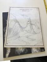 Tolkien Journal No. 3 & 10 1969 Fanzine JRR Hobbit Lord of Rings Bilbo Frodo