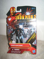 Iron Man 2 War Machine 38 Interchangeable Head 3.75 Marvel Universe Infinite