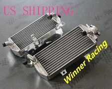 aluminum alloy radiator Honda CRF450R CRF 450 R 2013  2014 HIGH PERFORMANCE