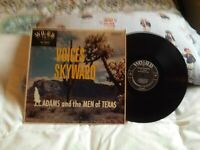 J.T. ADAMS and the MEN OF TEXAS .  VOICES SKYWARD . WORD LP