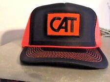 CAT CATERPILLAR EQUIPMENT HAT CAP