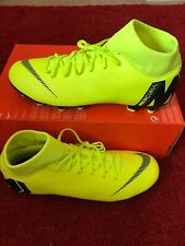 MEN'S FOOTBALL BOOTS SIZE 6 GENT. YOUTH. NEW. NIKE SUPERFLY 6 ACADEMY FG/MG. NEW