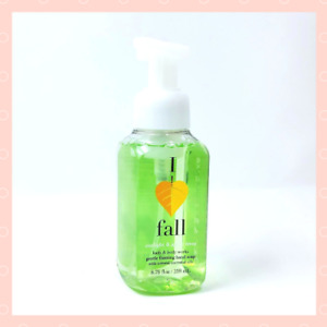 Bath And Body Works Gentle Foaming Hand Soap - Sunlight & Apple Trees NEW