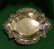 Reed & Barton Burgundy X499 Dish Bowl Sterling Silver 925 136 g 4.3 t oz c1941