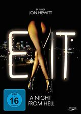 Exit - A Night From Hell (DVD) Belinda McClory, Viva Bianca, Jon Hewitt DVD NEW