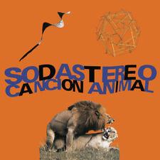 Soda Stereo - Cancion Animal (New Vinyl Sealed)