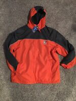 Campus Bowling Green Falcons Stadium Jacket Fully Lined Fleece Weather Tech