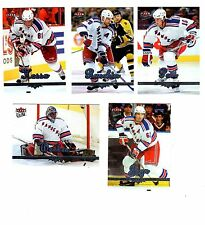 1X NY RANGERS 2005-06 Fleer Ultra TEAM SET Lots Available NMMT Jagr