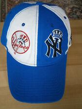 NY New York  Yankess Cap Baseball Mütze Cap Kappe Blau - weiß