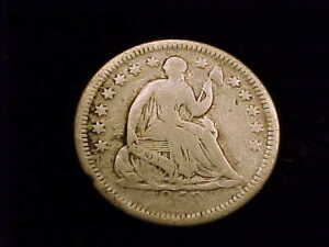 1853-O NO  ARROWS Half Dime Very Good Grade.  RARE New Orleans Issue.