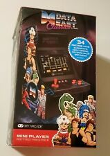 My Arcade DATA EAST CLASSIC Mini Retro Arcade Player Machine 34 Hits