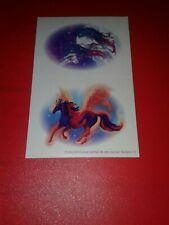 BELLA SARA STARLIGHTS SERIES 13 STICKER CARD 7/10