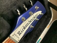Rickenbacker 620 guitar. Midnight blue. Free shipping.