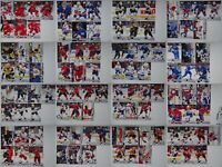 2019-20 Upper Deck Hockey Series 2 Base Team Set Hockey Cards U Pick From List