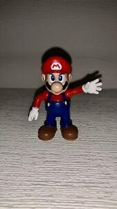 "Mario Kart Mario Action Figure 1999 Nintendo 3.5"" Toy Biz - Articulation"