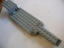 Lego 1 remorque gris clair set 6328 5975  / 1 old light grey trailer