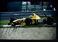 Heinz-Harald Frentzen Foto Original Signiert Formel 1 +G 18625
