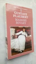 GUSTAVE FLAUBERT.MADAME BOVARY.WORLDS CLASSICS 1989 UNREAD,OLD STOCK