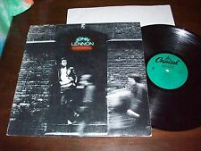 John Lennon,Rock 'N' Roll,1980 Capitol Press.VG Cond.