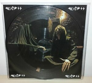 DEATH SS - OGRE'S LULLABY - PICTURE DISC - 7""