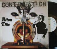 ALTON ELLIS ~ Continuation ~ VINYL LP