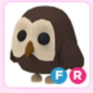 Adopt me Roblox Fly Ride Owl / Eule