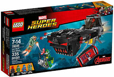 LEGO Super Heroes: Iron Skull Sub Attack 76048 (NEW in sealed box) Avengers