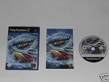 SPEEDBOAT GP for PLAYSTATION 2 'VERY RARE & HARD TO FIND'
