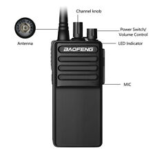 Portable Baofeng BF-C5 Walkie Talkie 8W UHF 1-8KM Ham CB Two Way Radio