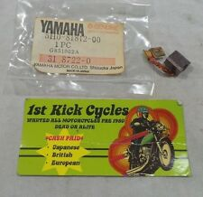 NOS YAMAHA STARTING MOTOR BRUSH 2 1982-1996 SR185 XS400 YBF250 5H0-81812-00 OEM