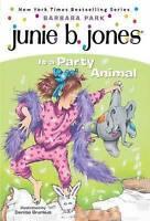 Junie B. Jones Is a Party Animal, Park, Barbara, Very Good Book
