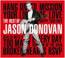 Jason Donovan - The Best of - New CD Album