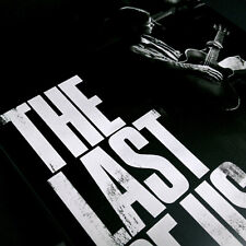 The Last of Us - Part II/Teil 2   SteelBook   Costum-Case   Metal-Box   PS4-Elli