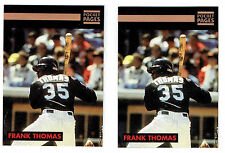 1993 (April) Pocket Pages Magazine  Insert & Promo, White Sox' Frank Thomas