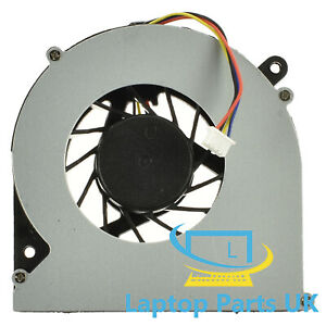CPU Cooling Fan for Hp 8460p 8470p Elitebook Laptop Spare Part