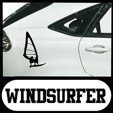 WINDSURFER SURFBRETT SURF Autoaufkleber Aufkleber A24
