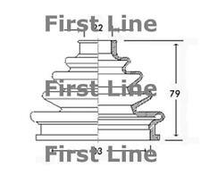 Kit de Arranque CV CONJUNTA PARA VOLKSWAGEN PASSAT FCB2301