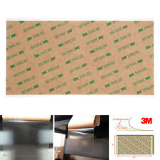"""Multi Purpose 3M 300LSE Double Sided Adhesive Tape Sticky Sheet 4''*4'' / 4''*8"""""""