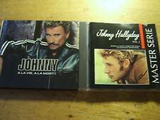 Johnny Hallyday [2 CD Alben] Al La Vie + Master Serie 2