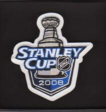 NHL 2008 STANLEY CUP FINALS JERSEY PATCH DETROIT RED WINGS