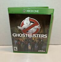Ghostbusters (Microsoft Xbox One, 2016) Adult Owned In Original Case Nice!