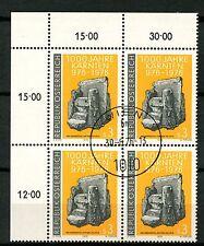 Austria 1976 SG # 1758 millenary della Carinzia CTO blocco utilizzato #A 57840