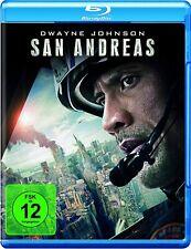 San Andreas (Blu Ray) neuwertig