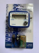 More details for aerial signal meter