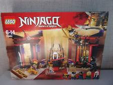 Lego Ninjago 70651 duelo en sala de trono