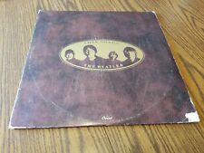 THE BEATLES LOVE SONGS 2LP SET EX/VG CAPITOL 1977